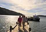 Queen Charlotte Sound Lunch Cruises