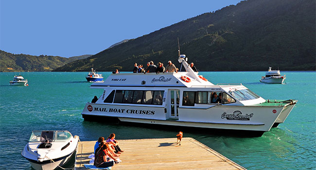 Beachcomber Mailboat Cruises